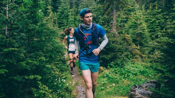 Independent running brands trail running
