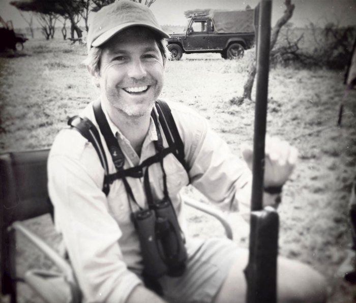 Mark Thornton leads privately guided, award-winning safaris throughout Africa.