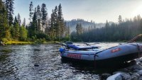 Selway River Trip by Hughes River Expeditions.