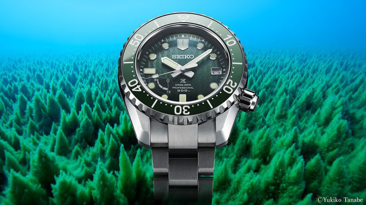 Seiko Prospex LX SNR045 Is Inspired by an Antarctic Expedition