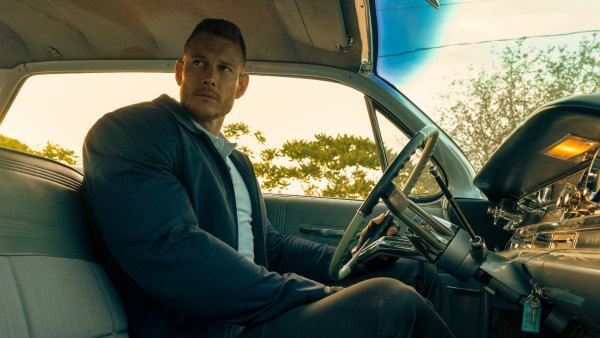 Tom Hopper in Netflix series 'Umbrella Academy'