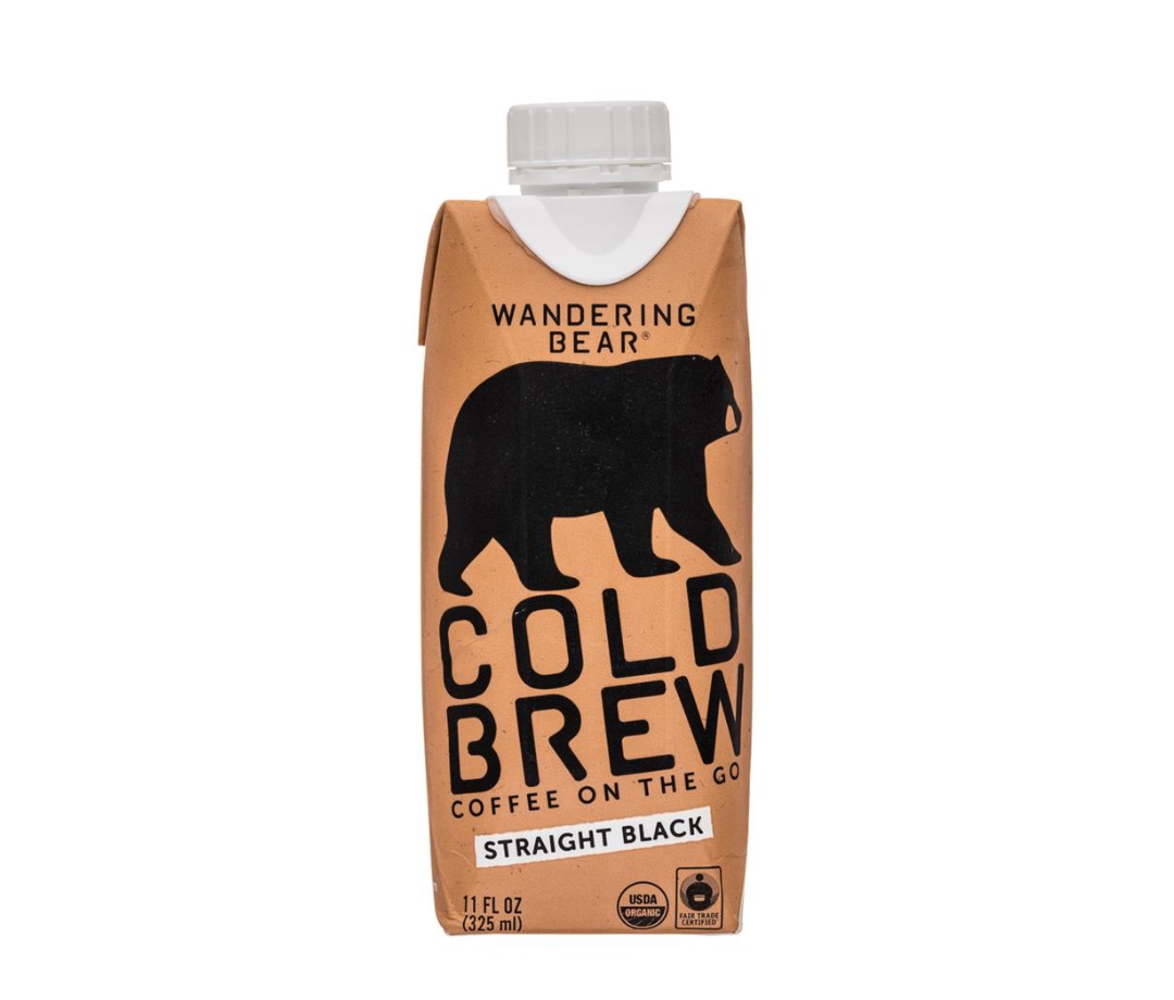 Wandering Bear Straight Black Cold Brew
