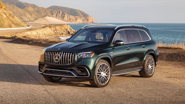 2021 Mercedes AMG GLS Luxury SUV