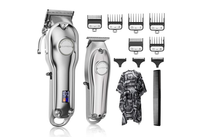 SUPRENT Hair Clippers Kit