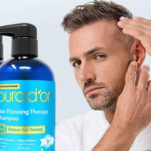 Pura D'or Hair Thinning Shampoo & Conditioner Set