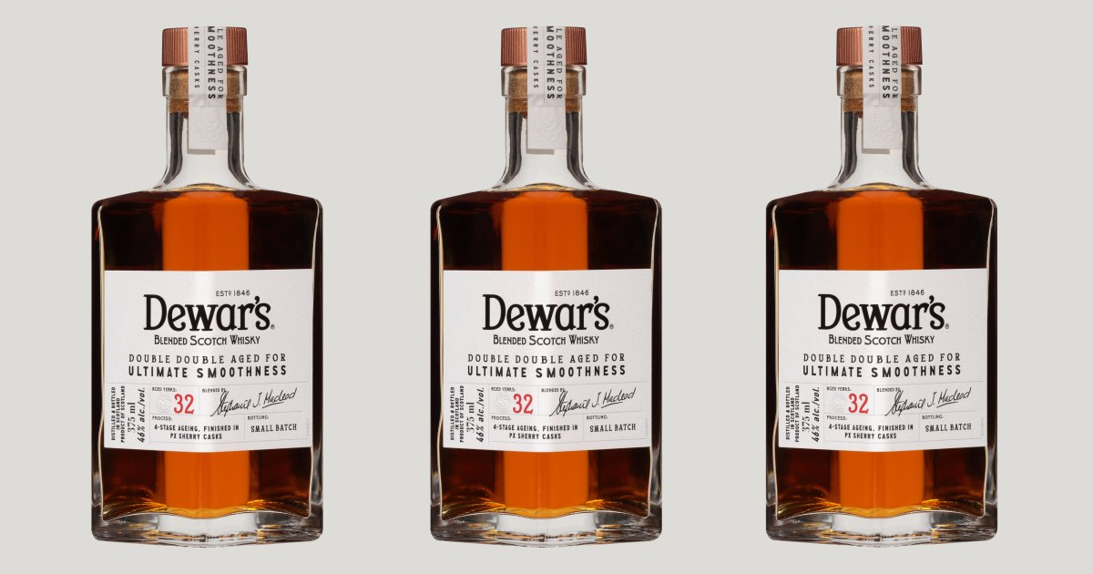 Photo of Dewar's Keeps Getting Awards for This Whisky Line