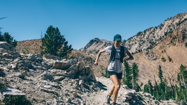 Sawtooth Range Idaho New Trail Running Gear Test Arcteryx Cochrane
