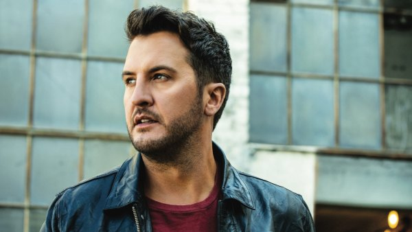 Portrait of country singer Luke Bryan