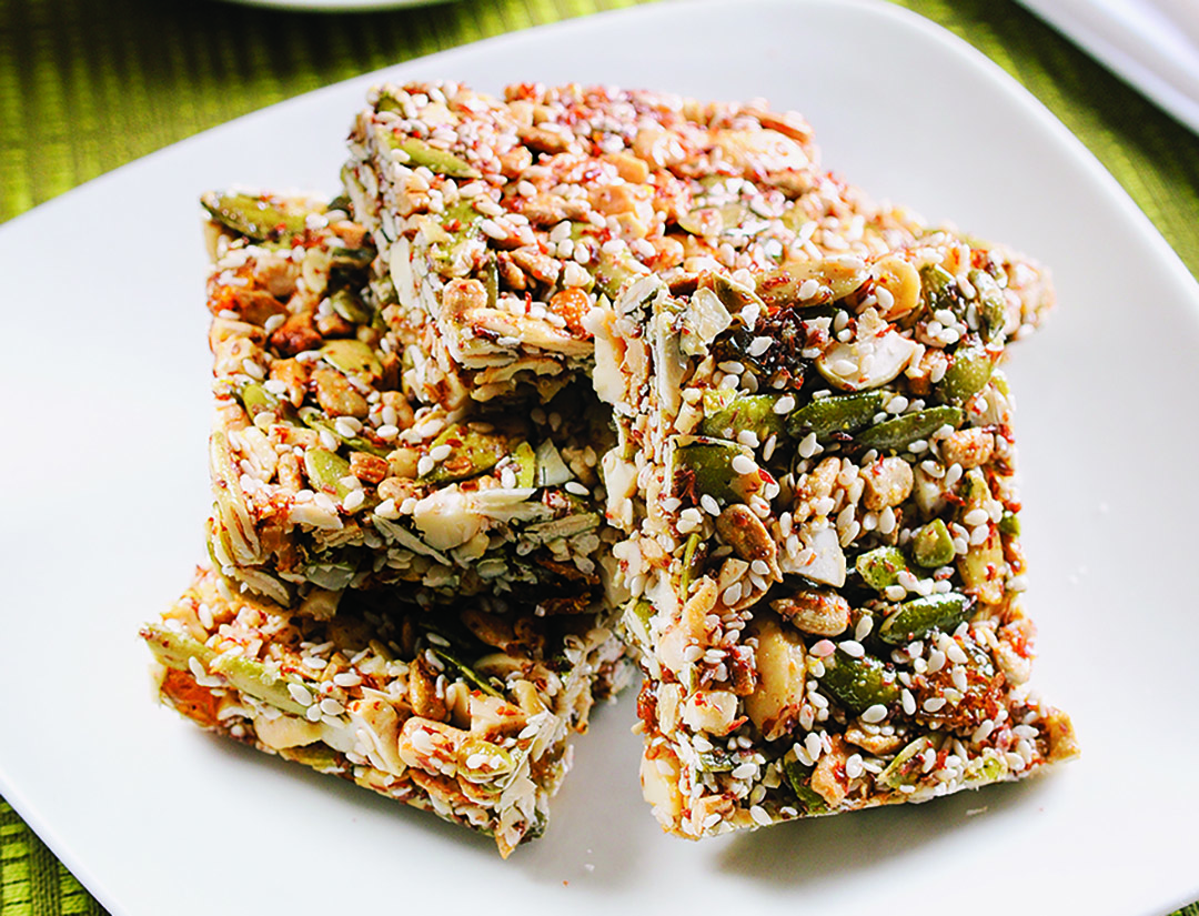 Quick Fix Trail Mix Snack Bars