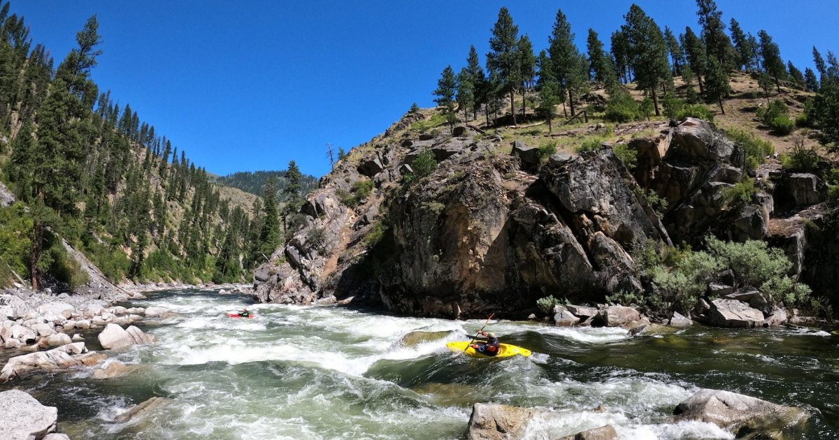 Idaho's Salmon River is America's Great Unsung Wilderness Region