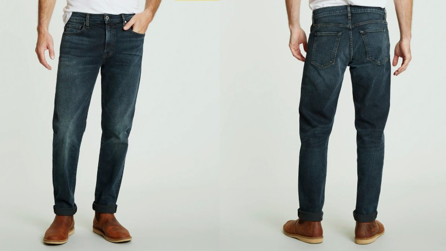 Flint and Tinder Vintage Overdye Straight Cut Jeans