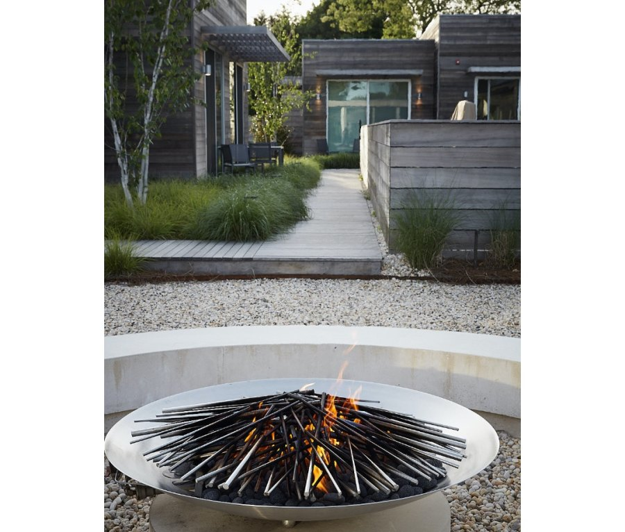 Shou Sugi Ban House in Water Mill, NY