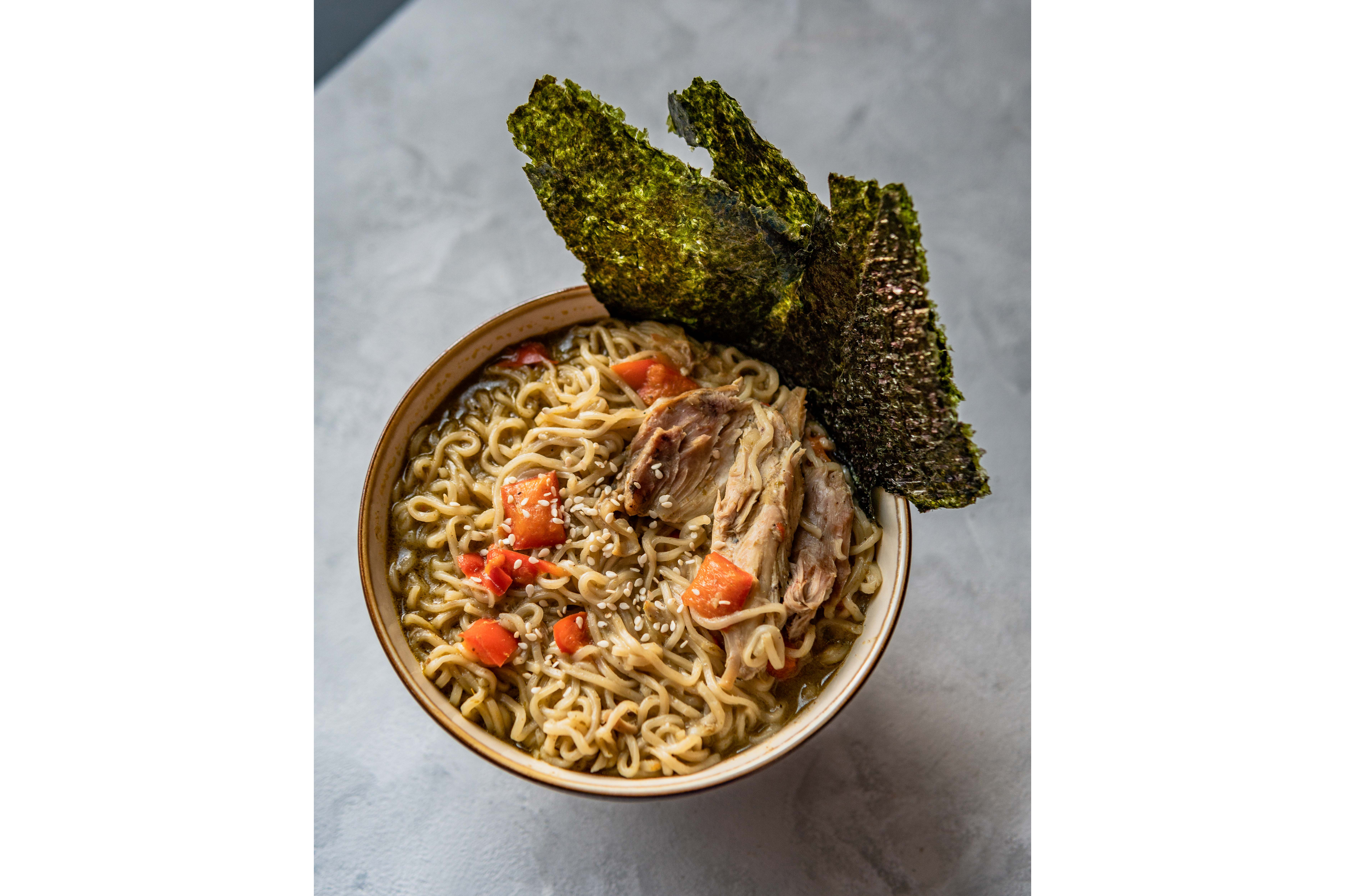 Thai Curry Chicken Noodle Soup - Travelling Foodie - Raymond Cua