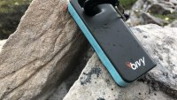 Bivy Stick Blue Satellite Communicator Device for Backcountry Travel