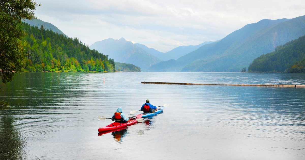 Paddling Safety 101: Always Check the Forecast Before You Paddle