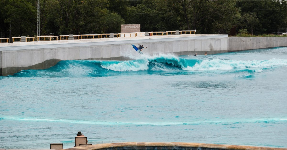Are Artificial Wave Pools Sustainable?
