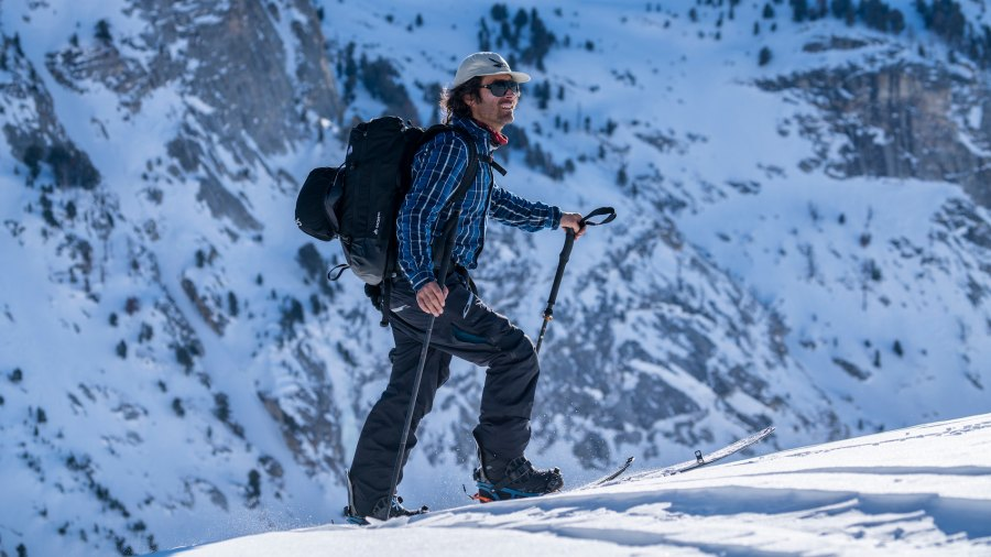 Jeremy Jones is on a mission to save the planet, including his beloved mountains, from the effects of climate change.