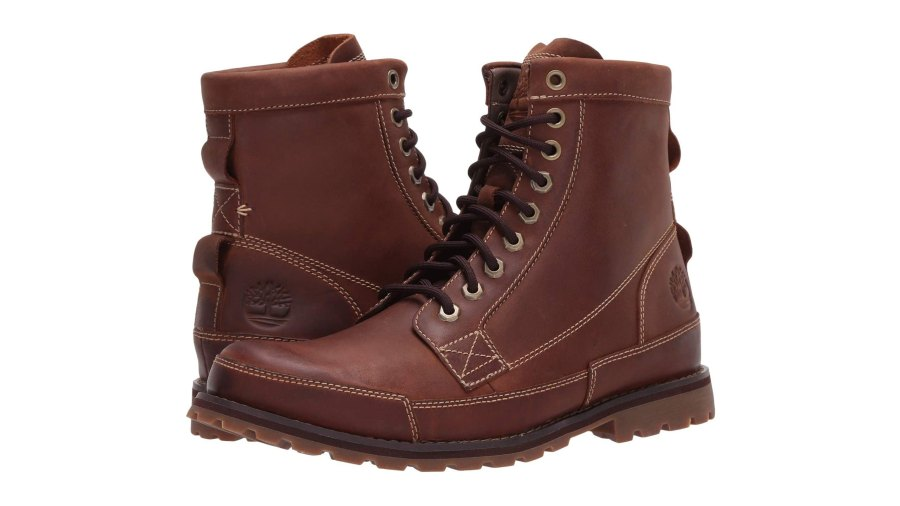 "Timberland Earthkeepers Rugged Original Leather 6"" Boot"