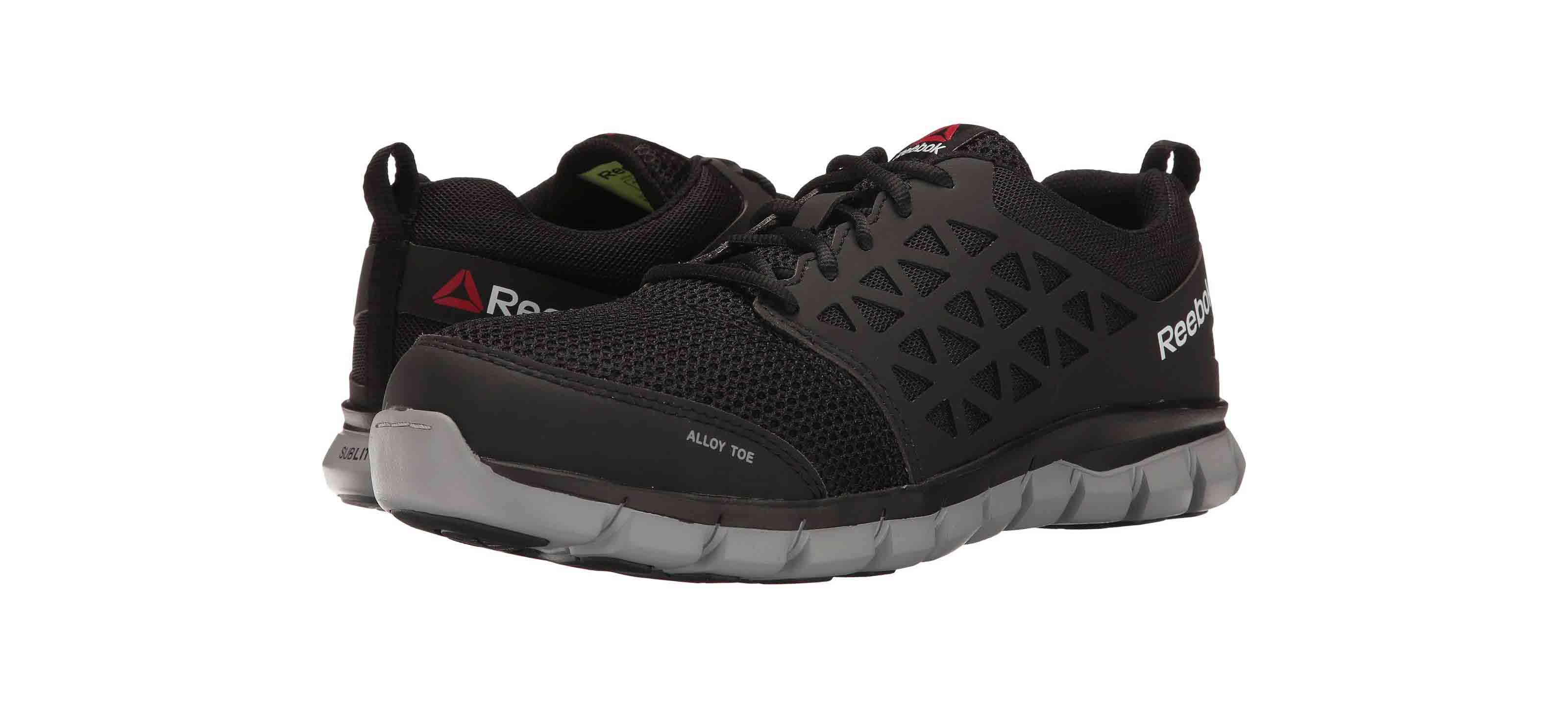Work With These Reebok Work Shoes