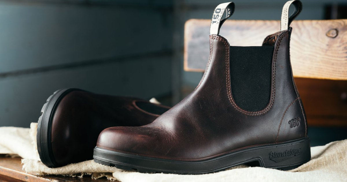 Photo of Blundstone Celebrates 150th Anniversary With Limited-Edition #150 Boot