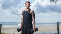 Chris Hemsworth's personal trainer, developed for health and fitness app, Centr.