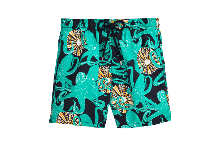 Octopussy ET Coquillages Swim Shorts