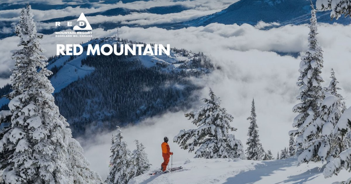 Photo of RED Mountain Joins Ikon Pass for Winter 2020/21