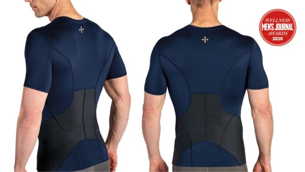 Tommie Copper Men's Lower Back Support Shirt