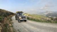 overland land crusier morocco