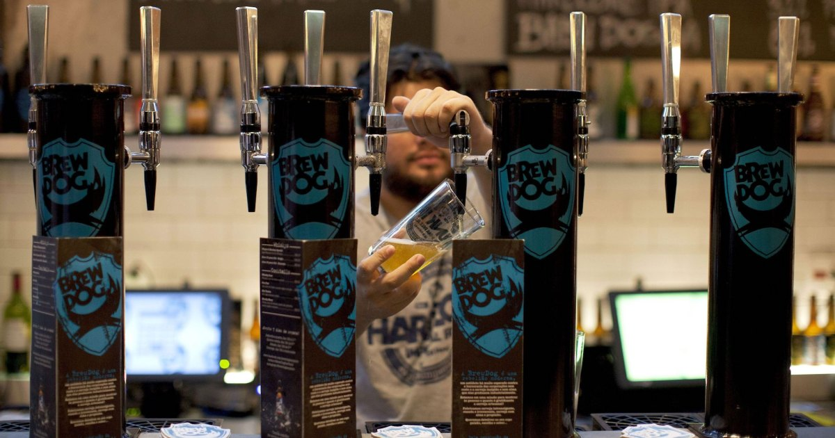 57.8 Percent ABV Collab Beer Ends Decade-Long Brewery War