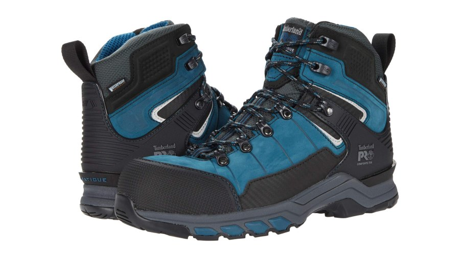 Timberland PRO Hypercharge Safety Toe Boots