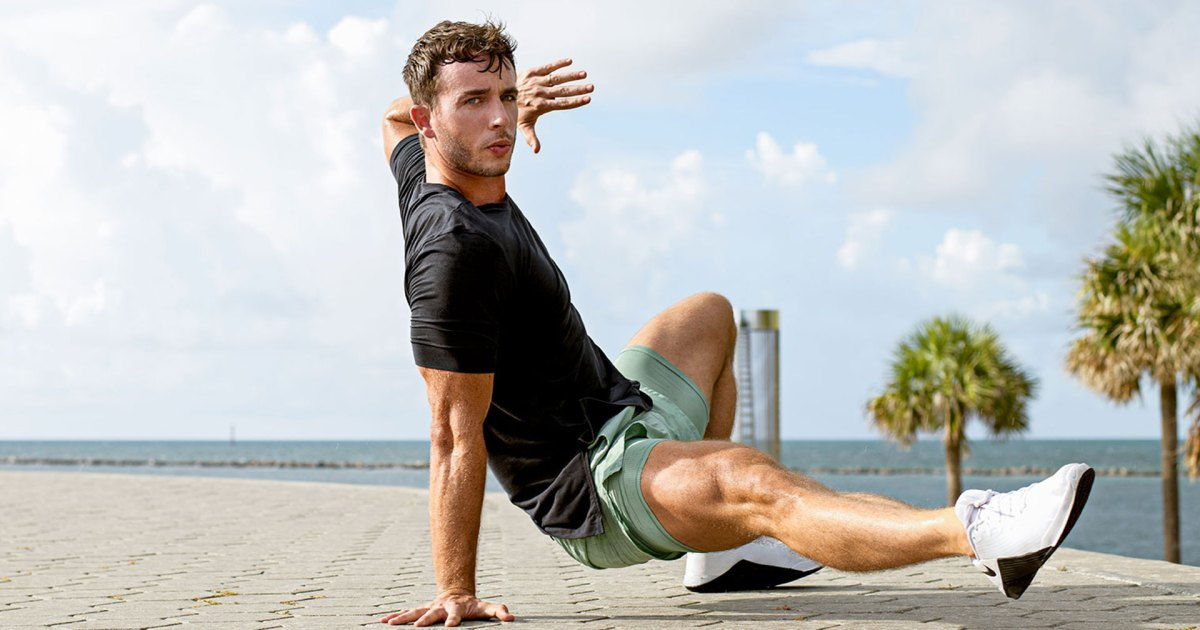 This Animal Flow Workout Will Get You Stronger Without Any Weights