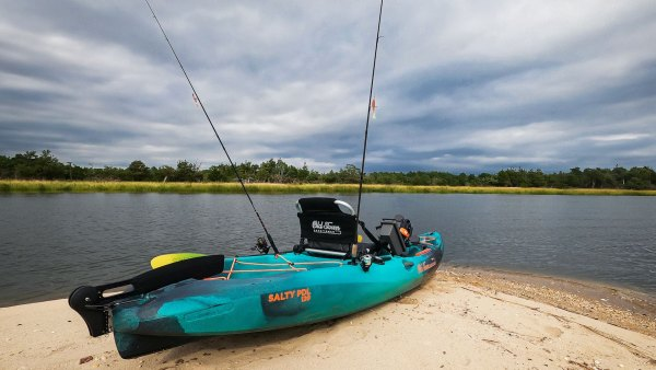 Salty PDL 120 Old Town Fishing Kayak