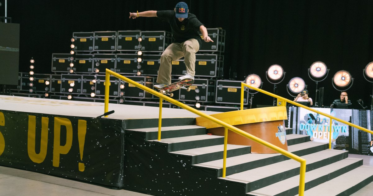 Ishod Wair Wins Pacifico Downtown Open S.K.A.T.E Championship