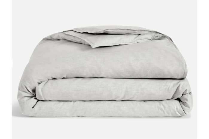 Heathered Cashmere Duvet Cover