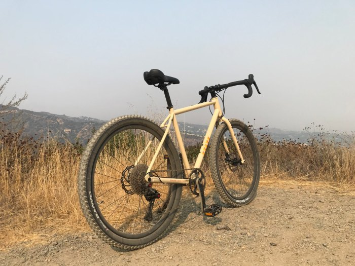 State Bicycle Co. All-Road gravel bike