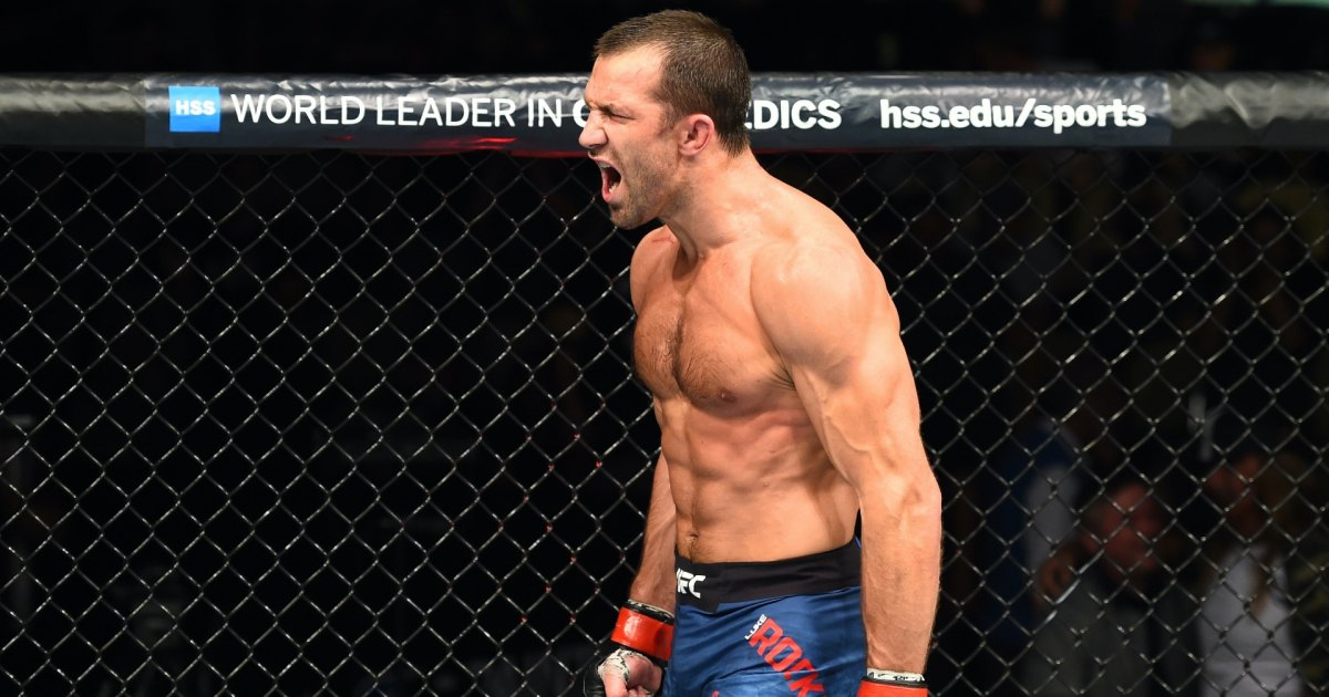 UFC Fighter Luke Rockhold On Filming 'Cagefighter' and His Return to the Octagon