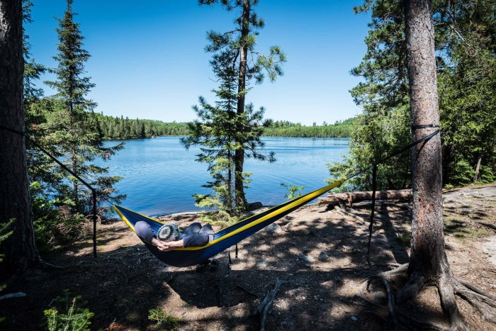northern Minnesota's boundary waters