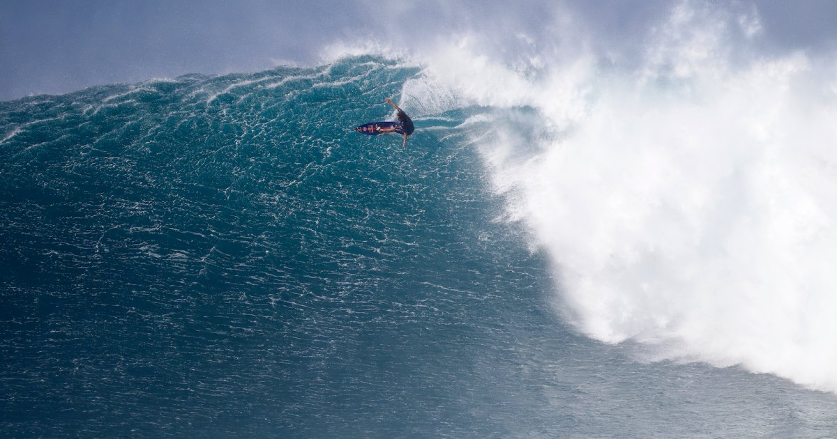 Watch Red Bull's Epic New Series About Big-Wave Surfer Kai Lenny