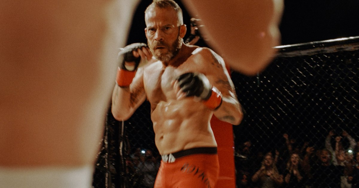 The Workout That Helped Stephen Dorff Gain 10 Pounds of Muscle for MMA Drama 'Embattled'