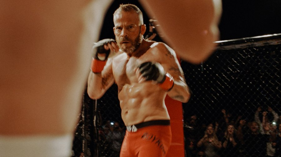 Stephen Dorff as Cash Boykins in MMA Drama 'Embattled'