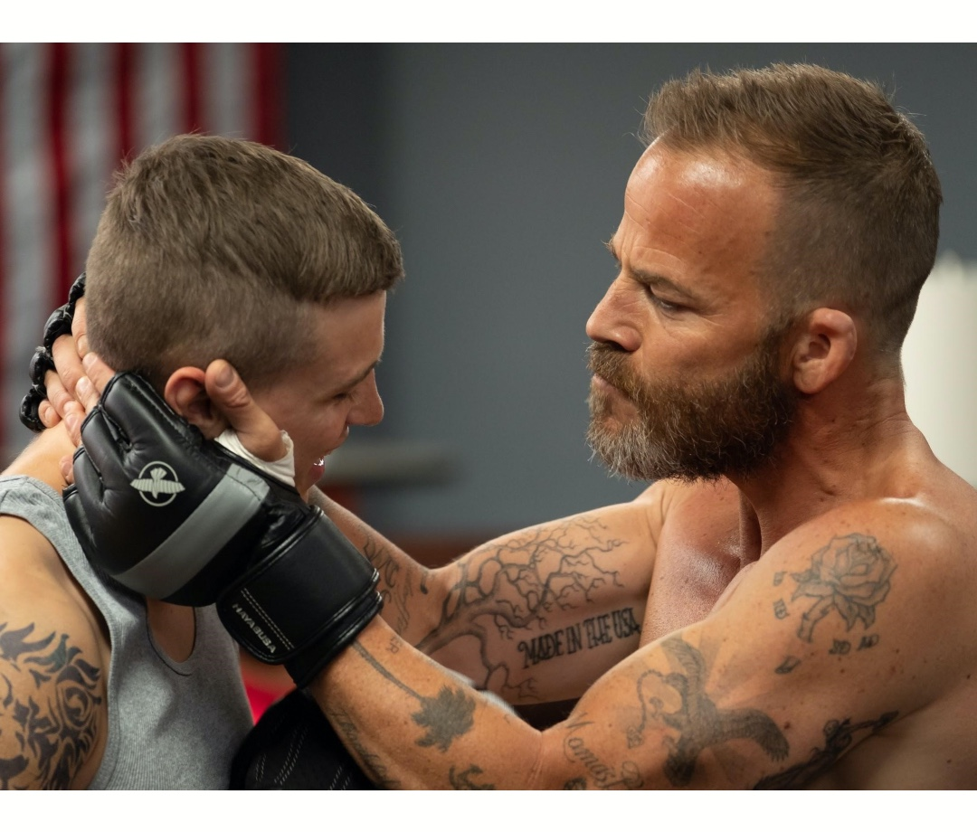 Stephen Dorff filming MMA drama 'Embattled'