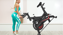 Retail Sign Systems SUPAKA Spin Bike