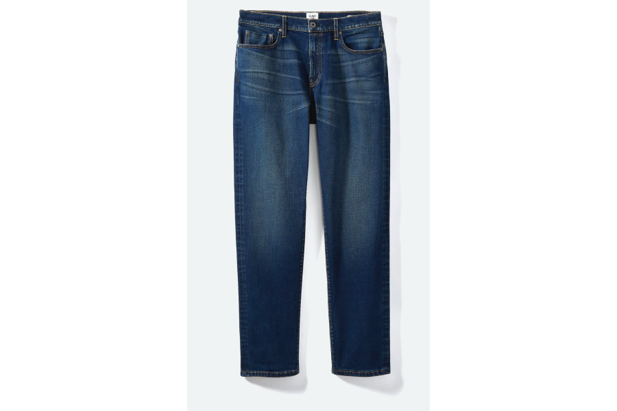 Flint and Tinder Stretch Selvage Jeans Straight
