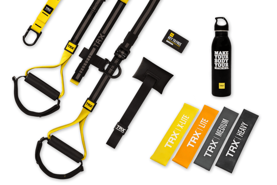 TRX Full Body Workout Bundle
