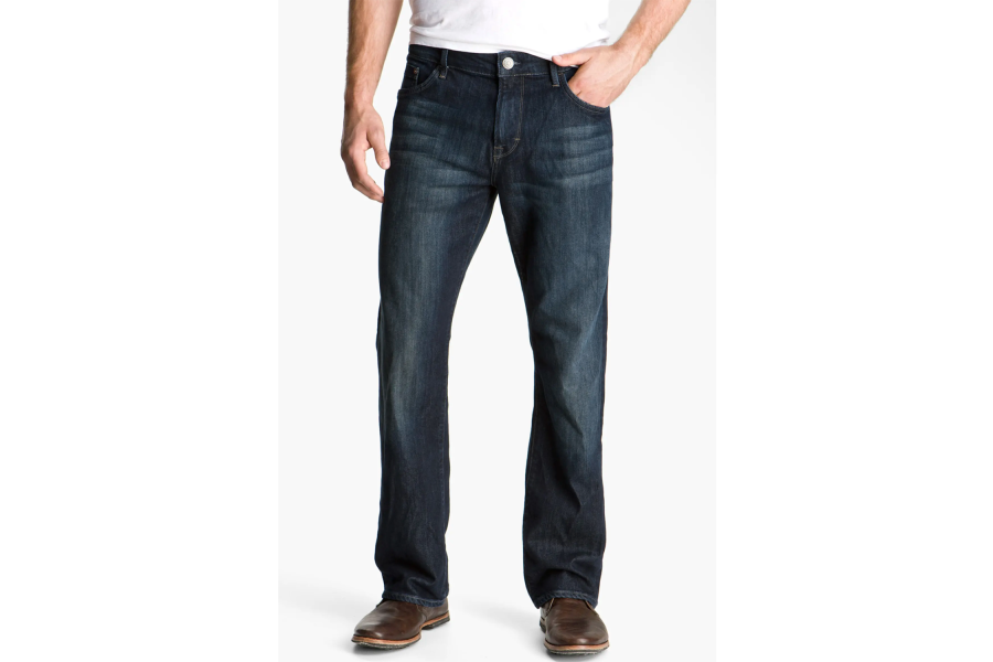 Mavi Relaxed Fit Jeans