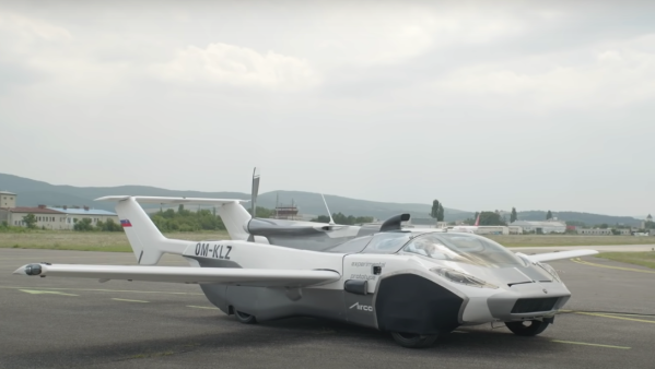 KleinVision Flying Car