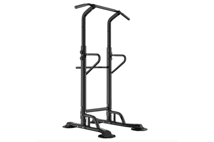 Adjustable Pull Up Bar Power Tower