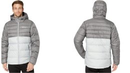 Columbia Insulated Hooded Jacket