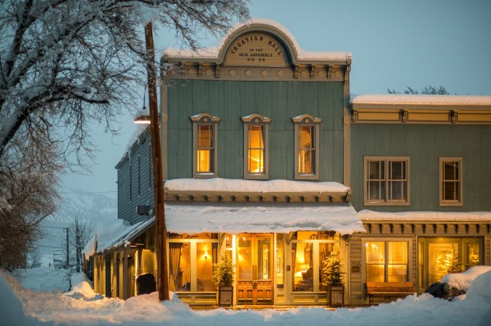 Scarp Ridge Lodge in Crested Butte